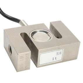 Célula De Carga Tipo S 1000 Kg Sensor Tração Compressão