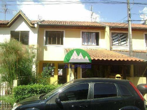 Sobrado Residencial À Venda, Boqueirão, Curitiba. - So0432