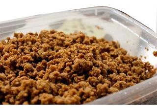 Proteina De Soya (carne Vegetal) Saco X 25kg.