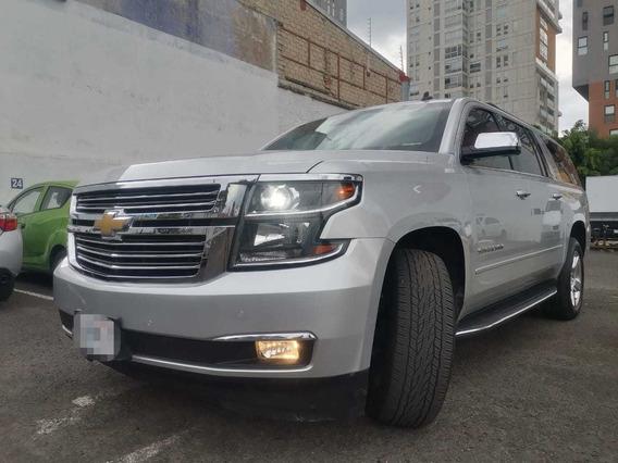 Chevrolet Suburban Blindada 3 Ltz 4x4