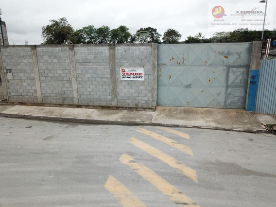 Terreno Comercial E Residencial Centro De Itapecerica Da Serra. - Te0072