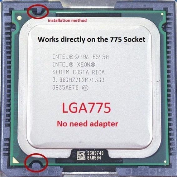 Processador Xeon E5450 4/4 3,00ghz Envio Imediato (adaptado)