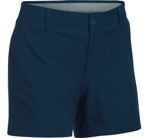 Pantalon Corto Under Armour Links 4in Golf Para Mujer