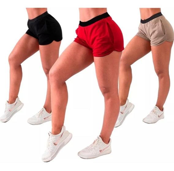 Shorts Deportivo Para Mujer