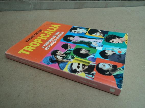 Tropicália - Ahistória De Uma Revolução Musical- Livro