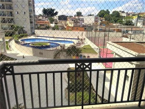 Imagem 1 de 26 de Apartamento Com 2 Dormitórios À Venda, 52 M² Por R$ 360.000 - Vila Bela - São Paulo/sp - Ap5726
