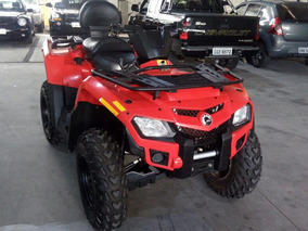 Quadriciclo Can-am Outlander Max 400 2012