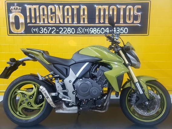 Honda Cb 1000r - Verde - 2012 - Km 20.0000 - 11947234344