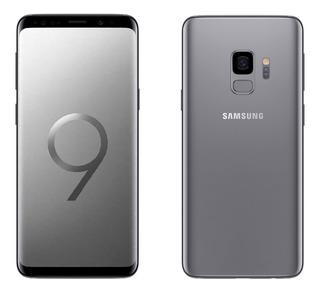 Samsung S9 Plus 64gb Titan Gray (seminuevo) Phonefactory