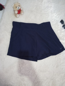 Short Cintura Alta Plus Size