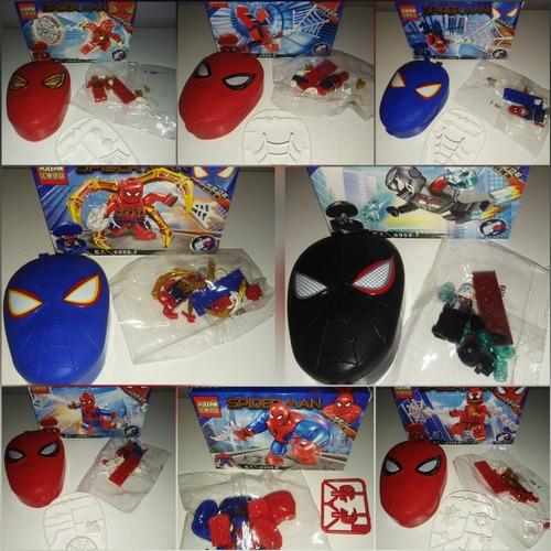 Legos De Spiderman Incluyen Una Cajita De Spiderman