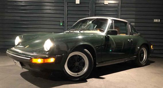 Porsche 911 Targa 911 Sc 6 Cil