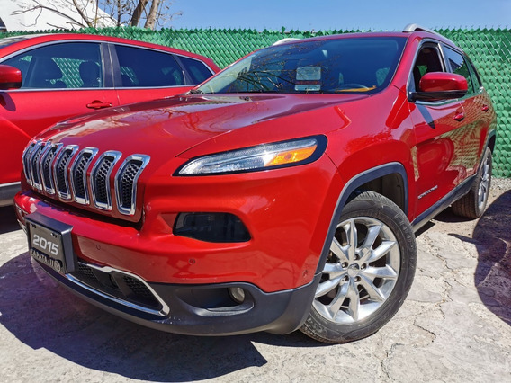 Jeep Cherokee Limited Premium 2016