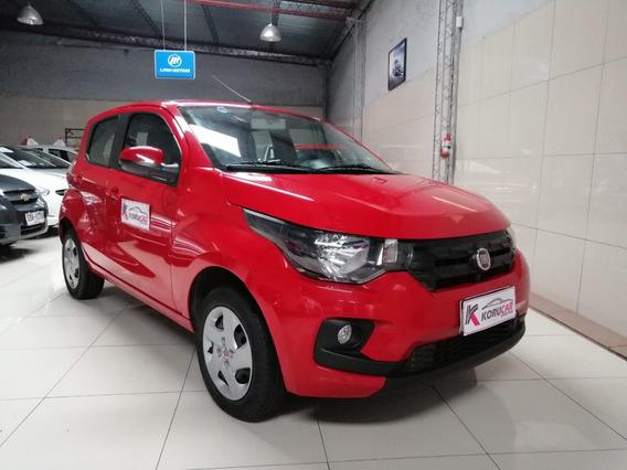 Fiat Mobi 2019 Exfull/serv.of.romano46milkmu$ 5500+cuota Pto