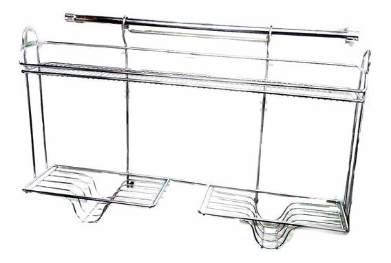 Organizador Secaplatos & Copas Vasos Para Barral