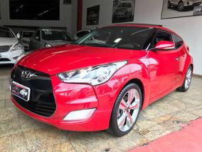 Hyundai Veloster 1.6 Aut Teto+multimídia Único Dono