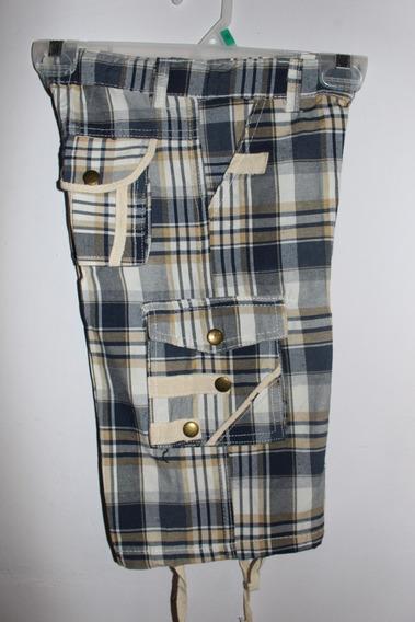 Pantalon Corto Para Niño