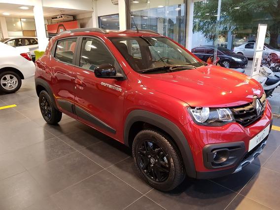 Renault Kwid 1.0 Outsider - Venta En Cuarentena Chaco