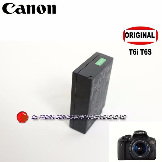 Bateria T7i, T6i, T6s Canonoriginal Pronta Entrega