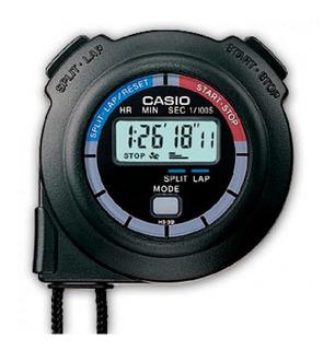 Cronometro Casio Hs3 - 10 Horas De Medición - Pila 3 Años