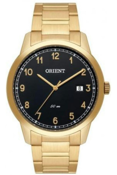 Relógio Orient Masculino Mgss1185 Analógico Urbano Classico