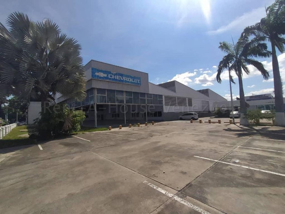 Galpon Industrial En Alquiler Barquisimeto L.m # 21-6516