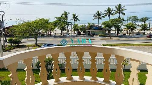 Imagem 1 de 15 de Praia Grande, Temporada ,ubatuba , Apto 2 Dormitórios , Frente Mar.cec/pg11 - Cec/pg114