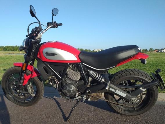 Ducati Scrambler Icon 800 - 2019