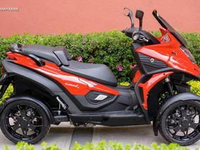 Maxi Scooter Quadro 4 350