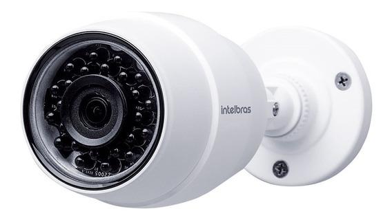 Câmera De Segurança Intelbras Wifi Hd Mibo Ic5 - Uso Externo