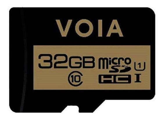 Cartão De Memória Voia Micro Sd Classe 10 32 Gb