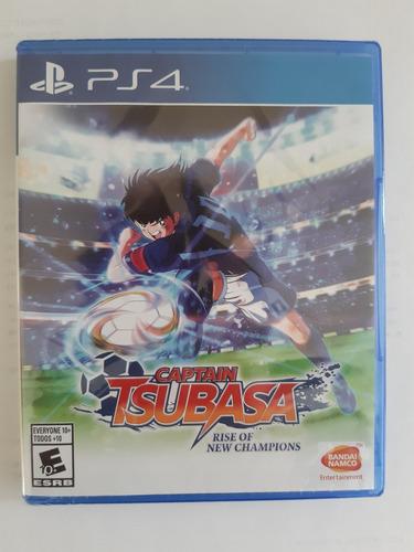 Captain Tsubasa Super Campeones Juego Nuevo Y Sellado Ps4