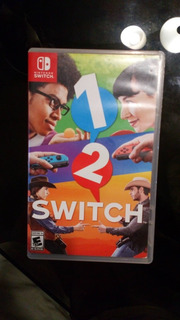 Juego 1-2 Switch