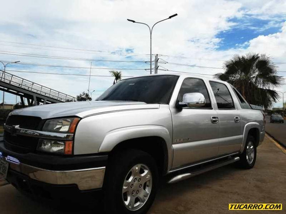 Chevrolet Avalanche Automatico