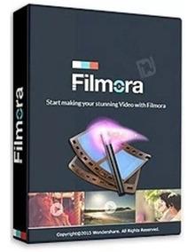 Programa Wondershare Filmora Video Editor 2019 8.6 Completoo