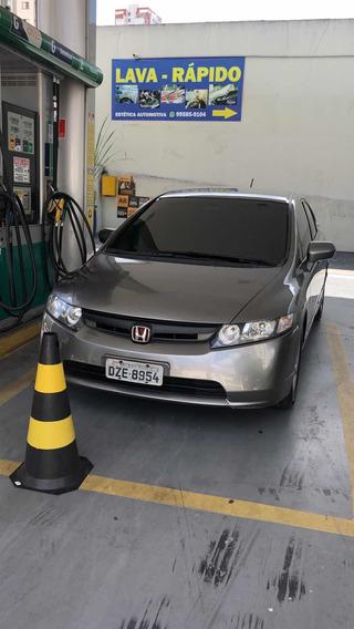 Honda Civic 1.8 Lxs 4p 2007