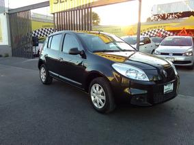 Renault Sandero 1.6 Expression 2014, Excelente, Manejelo