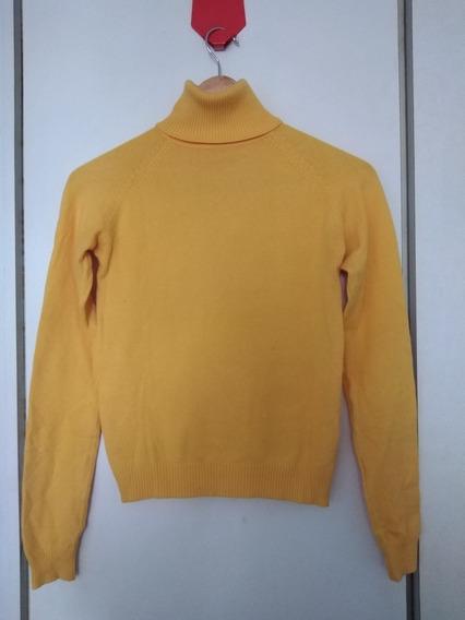 Sweater Cuello Alto Dama Zara! Bershka, Tommy, Mango