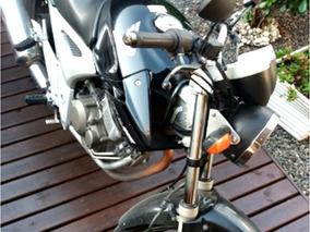 Honda 250 Twister Preta Doc Pago 2020-crv Em Br-vistoria Ok