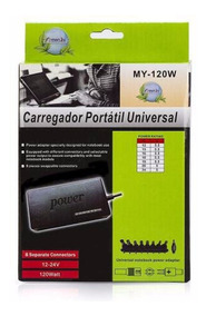 Carregador Universal Notebook Power My-120w