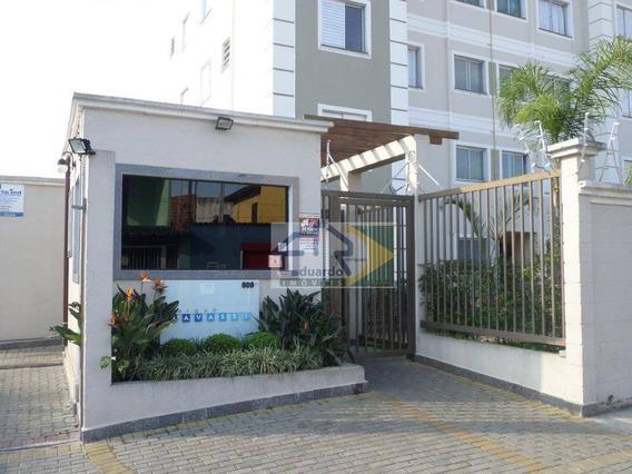 Apartamento Com 1 Dormitório Para Alugar, 46 M² Por R$ 500/mês - Vila Urupês - Suzano/sp - Ap0181