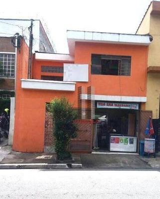Casa Com 3 Dormitórios À Venda, 120 M² Por R$ 410.000 - Vila Ema - São Paulo/sp - Ca0595