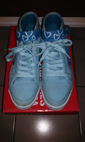 Zapatillas Dunlop Mujer