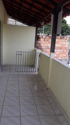 Casa Geminada Com 2 Quartos Para Alugar No Novo Progresso Em Contagem/mg - 5884