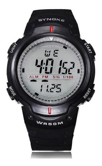 Reloj Synoke Deportivo Digital Hombre