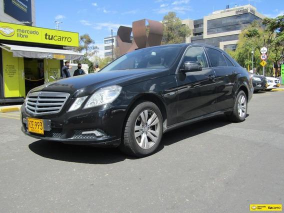 Mercedes-benz Clase E 250 Cgi At 1800 T