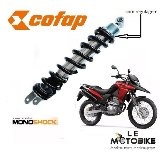 Amortecedor Xre 300 Original Cofap Monoshock Pró Link Honda