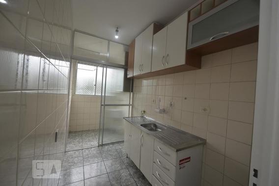 Apartamento No 5º Andar Com 2 Dormitórios E 1 Garagem - Id: 892984378 - 284378