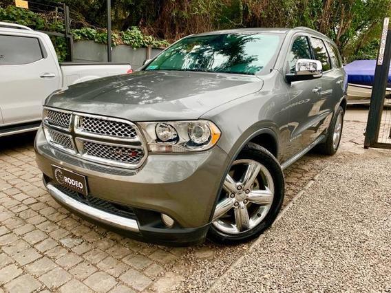 Dodge Durango Citadel Tres Corridas De Asientos 4x4 2012