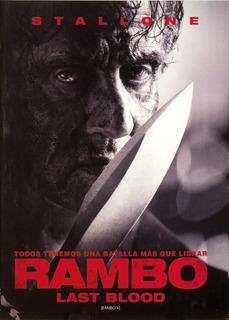 Dvd - Rambo V Last Blood